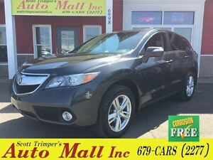 2014 Acura RDX AWD! Back up Camera! Loaded!