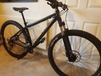 2017 Pinnacle Ramin 2 29er (RRP £875) ON SALE IN SHOPS NOW Competition Level Mountain Bike. Medium