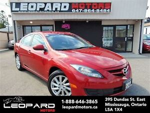 2011 Mazda MAZDA6 GS, Bluetooth, Alloy Wheels, Auto*No Accident*