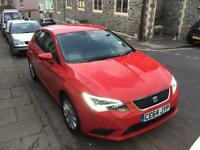 2014 Seat Leon, 1.6l TDI, Tech Pack