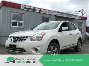 2012 Nissan Rogue S | FWD | BLUETOOTH | CRUISE