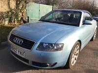 Audi A4 cabriolet 2.4 sport HIP CLEAR