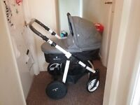 BRAND NEW.VENICCI TRAVEL SYSTEM. NEVER BEEN USED.