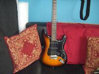 Fender (Indonesian) Squire Strat.