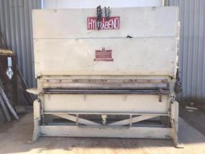 (USED) PRESS BRAKE / HYDRABEND 50T x 8'