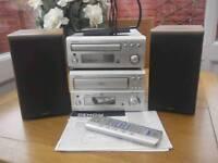 DENON HIFI 3xCD + Player Recorder