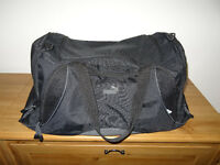 Black Puma sports bag/ travel bag/ holdall in great condition - 60L