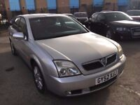 VAUXHALL VECTRA 2.2 AUTOMATIC 2002 DRIVES NICE
