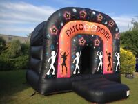 Inflatable Pubs, Disco Domes , Bouncy Castles. Candy Cart, Candy Floss and Popcorn Hire