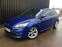 2010 (59) Ford Focus 2.5 SIV ST-2 3dr FaceLift, 2Keys, Service History, 1 Year MOT,Finance Available
