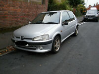 Peugeot 106 GTi 1998 - Future Classic - Enthusiasts Only - In need of TLC