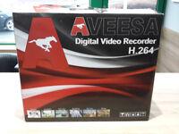 AVESSA AHD-208 PRO DIGITAL VIDEO RECORDER