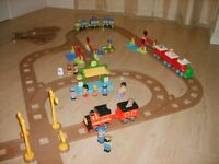 ELC. Happy Land. Train Set