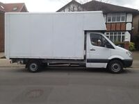 MAN & VAN£15/hr ALL EAST LONDON 07546118993 BARKING,UPMINISTER,ROMFORD'HAROLDWOD'DAGENHAM'BRENTWOOD