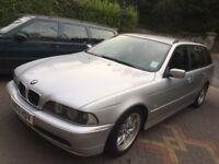 BMW 5 Series 2.5 525d ES SE Touring 5dr