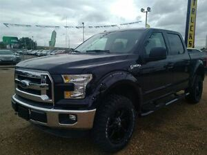 2016 Ford F-150 LOADED LEATHER - LIFTED - Custom
