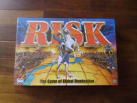 Brand new RISK board strategy game