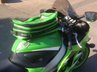 Excellent condition ZX6R Ninja with MOT and tank bag etc
