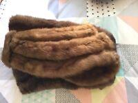 Fur Stoles