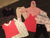 Girls Clothes Bundle - Size 12-18months - Mamas & Papas, Next, H&M, Mini Club & M&S