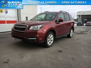 2017 Subaru Forester Convenience MAGS+CAM.RECUL+BLUETOOTH