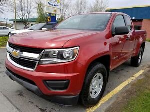 2016 Chevrolet Colorado 4X4 - HITCH + CAMÉRA - GARANTIE!!