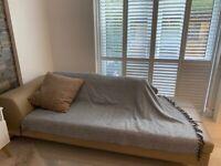 Bargain large 'L' shaped sofa for sale