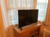 Jvc 43 inch 4K ultra hd smart tv. Excellent condition £260 NO OFFERS.CAN DELIVER