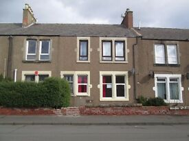 Lovely 2 bed ground floor flat with garden, GCH, DG, nicely decorated, near shops,off street parking