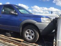 Land Rover freelander diesel - Spare Parts