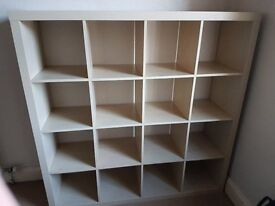 Kallax IKEA Shelving Storage Unit - Birch