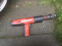 Hilti dx351 gun