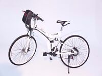 Brand New Electric Bike Go Go Foldable Anti-Puncture Tyres