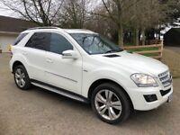 Mercedes-Benz, M CLASS, Estate, 2010, Semi-Auto, 2987 (cc), 5 doors
