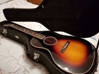 Recording King RNJ-25 Century Series Solid Wood Acoustic Guitar