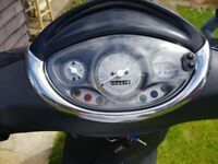 piaggi fly 125cc excellent condition hardly used 1 owner low mileage
