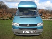 Volkswagen ( VW ) T4 California Club Westfalia campervan 4 berth £5000 ONO