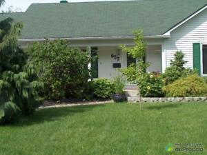 285 000$ - Bungalow à vendre à Salaberry-De-Valleyfield