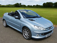 PEUGEOT 206 CC - Price reduced for quick sale!