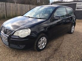 VOLKSWAGEN POLO 1.2 S HATCHBACK 3DR 2005(55)*IDEAL FIRST CAR* CHEAP INSURANCE *EXCELLENT CONDITION