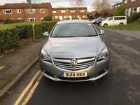 Vauxhall Insignia 2014 £0 tax, auto start and stop