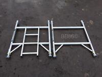 Boss Youngman Scaffold Tower 2 Rung 1.0m Handrail Frames (UK Delivery £14.50)