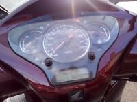 Bargain Honda SH300i Scooter - ideal town run around or longer commuter bike