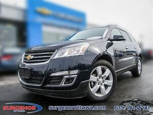 2016 Chevrolet Traverse AWD 1LT  - Certified - $229.16 B/W