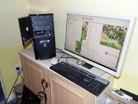 Intel core i7 QUAD tower system