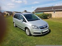 Vauxhall Zafira 1.6 Petrol Manual – DRIVES EXCELLENT – ONLY 60K miles LIKE NEW