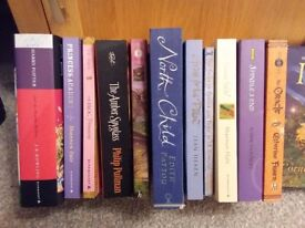 Assorted YA Young Adult Books £2 Each
