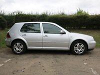 VW Golf 2.0 GTi - 2001- Long MOT -