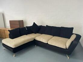 DFS corner sofa delivery 🚚 sofa suite couch furniture