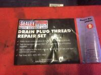 Engine /gearbox sump nut repair Kit